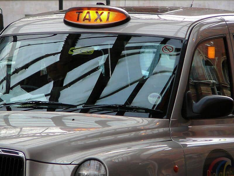 Image of Black Taxi