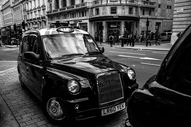 Image of London Taxi